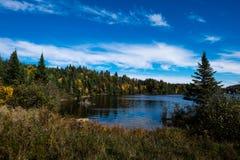 Lago Algonquin Fotografie Stock