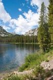 Lago alice, Idaho Foto de Stock