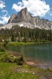 Lago alice, Idaho imágenes de archivo libres de regalías