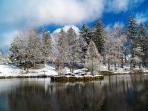 Lago Alliance Kidwell, OH Imagem de Stock