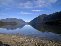 Lago Alouette, Columbia Brit?nica, Canad? fotos de stock royalty free