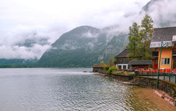 Lago Alpbach Immagine Stock Libera da Diritti