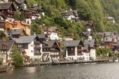 Lago Alpbach Fotografie Stock