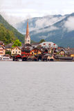 Lago Alpbach Immagini Stock Libere da Diritti