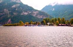 Lago Alpbach Fotografia Stock