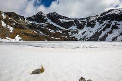 Lago Alta Fotografie Stock Libere da Diritti