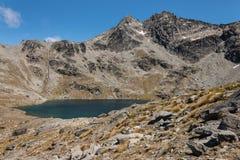 Lago Alta em cumes do sul Imagem de Stock