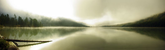 Lago Altai Fotografia de Stock Royalty Free