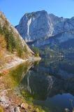 Lago Altaussee in Austria Immagini Stock