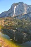 Lago Altaussee in Austria Fotografia Stock