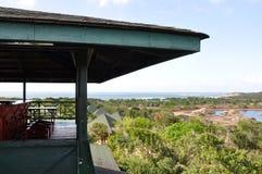 Lago & mare alla fauna selvatica Santuary di Yala Fotografia Stock Libera da Diritti