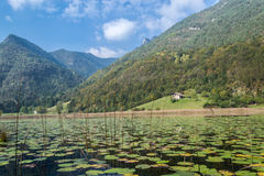 Lago Ampola Foto de Stock