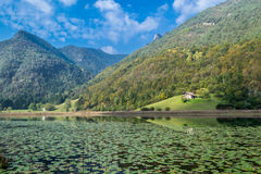 Lago Ampola Fotografia de Stock Royalty Free