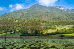 Lago Ampola Fotos de Stock
