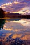 Lago Anette Foto de Stock Royalty Free