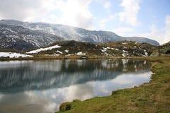Lago Angeloga Fotografie Stock Libere da Diritti