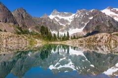 Lago ann imagens de stock