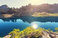Lago ann imagem de stock