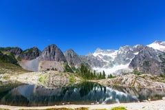 Lago ann imagem de stock royalty free