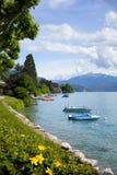 Lago Annecy Immagini Stock Libere da Diritti