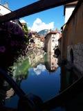 Lago Annecy imagem de stock royalty free