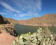 Lago apache Fotos de Stock