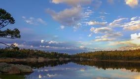 Lago Arareco Royaltyfria Foton