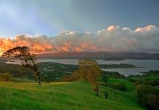 Lago Arenal - Costa-Rica Fotografia de Stock Royalty Free