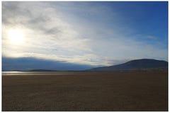 Lago Argentino Calafate - Argentyński jezioro - Obrazy Royalty Free