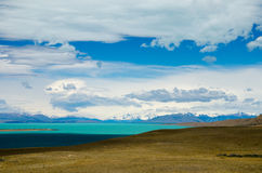 Lago Argentino Stock Photography