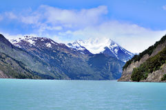 Lago Argentino Royalty Free Stock Photography