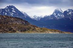 Lago Argentino Stock Image