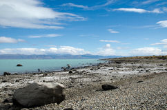 Lago Argentino, Patagonia, Argentina Royalty Free Stock Photo