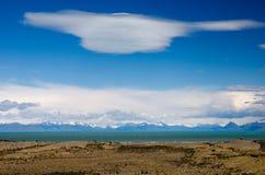 Lago Argentino, Patagonia, Argentina Stock Image