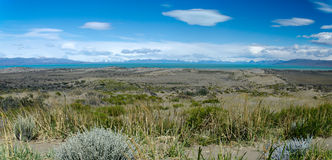 Lago Argentino, Patagonia, Argentina Royalty Free Stock Photography