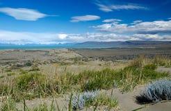 Lago Argentino, Patagonia, Argentina Royalty Free Stock Photo