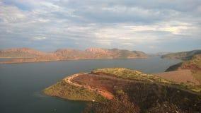 Lago Argyle Fotos de archivo libres de regalías