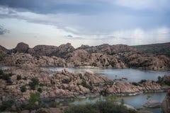 Lago arizona Fotografia Stock Libera da Diritti