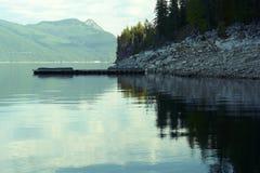 Lago arrow Fotos de archivo libres de regalías