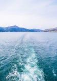 Lago Ashi, Hakone, Japón Foto de archivo libre de regalías