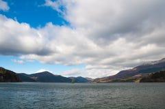 Lago Ashi Hakone Japan Fotografia Stock