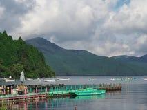 Lago Ashino Fotos de archivo libres de regalías