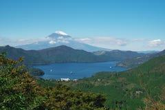 Lago Ashino Fotografia de Stock Royalty Free