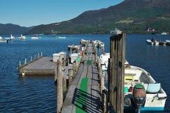 Lago Ashino Imagens de Stock Royalty Free
