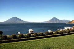 Lago Atilan Fotos de archivo