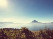 Lago Atitlan Immagini Stock Libere da Diritti