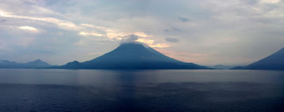 Lago Atitlan Royalty Free Stock Photo