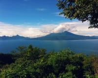 Lago Atitlan Imágenes de archivo libres de regalías