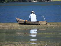 Lago Atitlan Immagine Stock Libera da Diritti