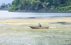 Lago Atitlan Foto de Stock